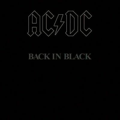 AC/DC: Back In Black (1980) CD im Digipak, 2003