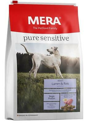 Mera Dog Pure Sensitive Lamm & Reis 12,5 kg