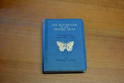 The Butterflies of the British Isles, South, Richard, Very Good Book