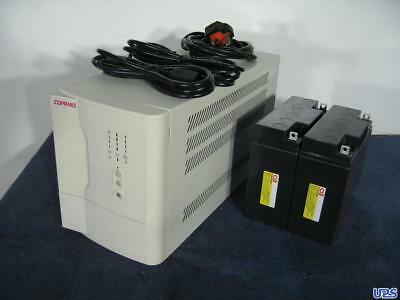 Compaq T1500h VA UPS - New batteries - 12m RTB warranty
