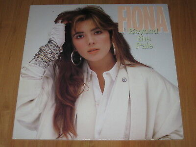 Fiona - Beyond the pale LP 1986 Hardrock / TOP   ( 19 )