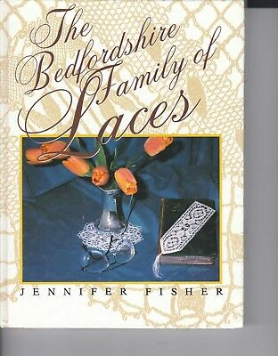 The Bedfordshire Family Of Laces Lace Book