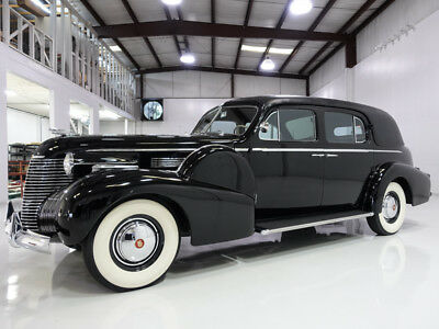 1940 Cadillac Fleetwood Series 75 Formal Sedan   Owned by Howard Hughes 1940 Cadillac Fleetwood Series 75 Formal Sedan, was in the Art Astor collection