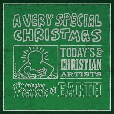 A  Very Special Christmas: Bringing Peace on Earth - Various Artists -CD-NEW