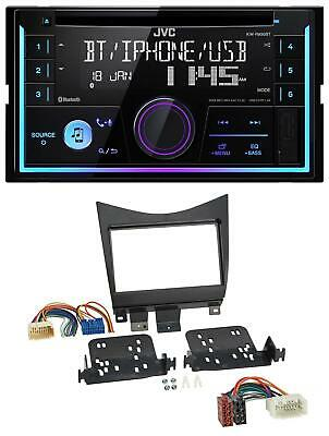 ab 2011 JVC MP3 CD AUX Bluetooth USB Autoradio für Seat Mii