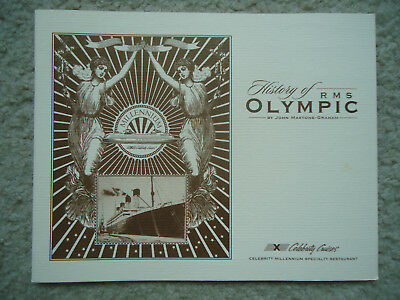 White Star Line - History of rms Olympic - John-Maxtone Graham - 2000