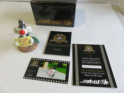 Sylvester Jr. Looney Tunes Spotlight Collection Goebel