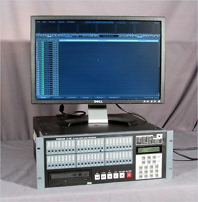 Tascam X-48 48-Track 1Tb Digital Audio WorkStation