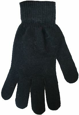 RJM Mens Thermal Gloves with Wool