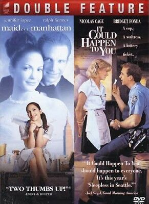 Maid In Manhattan / It Could Happen To You (Double Feature) (Dvd)