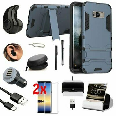 For Samsung Galaxy S7 Edge/S8/S9 Plus/Note 9 Shockproof Case Cover Accessory
