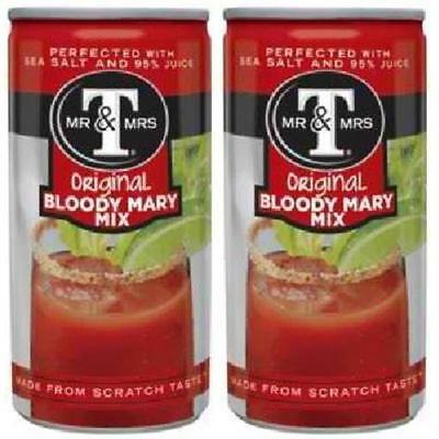 Mr & Mrs T BG15934 Mr & Mrs T Bloody Mary - 6x4PK