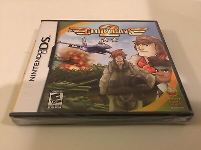 Glory Days 2 (Nintendo DS, 2007) DS NEW
