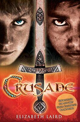 Crusade by Laird, Elizabeth Paperback Book The Cheap Fast Free Post