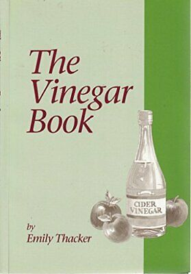 The Vinegar Book. by Emily Thacker Book The Cheap Fast Free Post