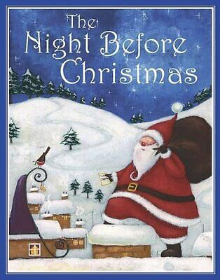 The Night Before Christmas (Traditional Christmas S .) Hardback Book The Cheap