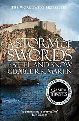 A Storm of Swords: Part 1 Steel and Snow (A Song of Ic... by Martin, George R.R.