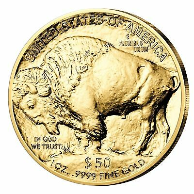 50 Dollar USA 2018 BU - 1 OZ Gold Buffalo 2018