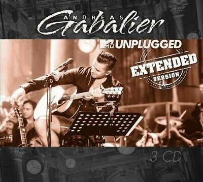 Andreas Gabalier - MTV Unplugged (Extended-Version) - Electrola 6701323 - (CD /