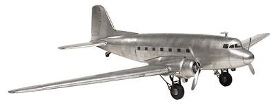 G410: Model Aeroplane the Douglas DC-3, Historic DC-3 from Aircraft Aluminium