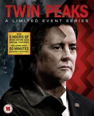 Twin Peaks Limited Event Series Slipcase, 5053083143169