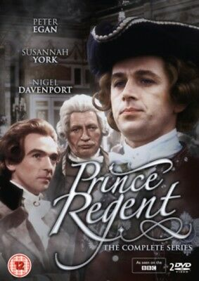 Prince Regent: The Complete Series [DVD], 5019322664444