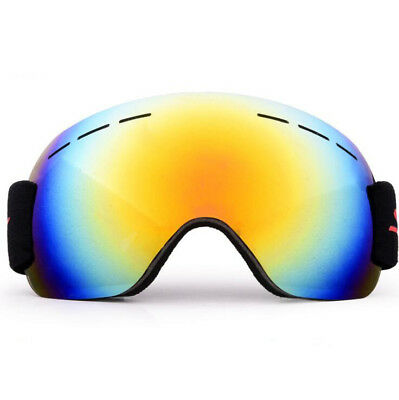 Ski Goggles Oversized Snow Snowboard Goggles Anti-fog UV Protection Mens Womens