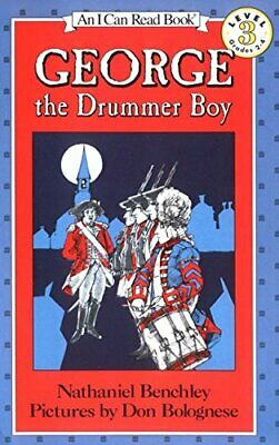 George, the Drummer Boy (I Can Read Book) by Bolognese, Don Book The Cheap Fast