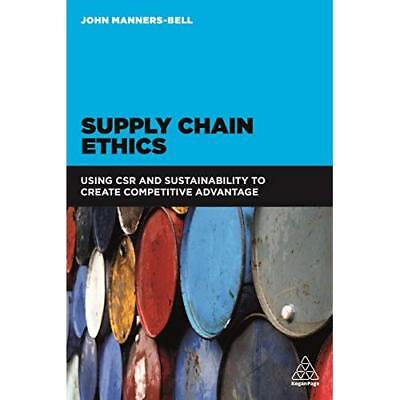 Supply Chain Ethics - Paperback NEW Manners-Bell, J 03/03/2017
