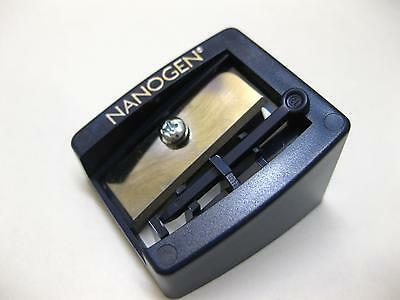 Nanogen Professional Round Large Cosmetic Sharpener Eyeliner Lipliner Pencil
