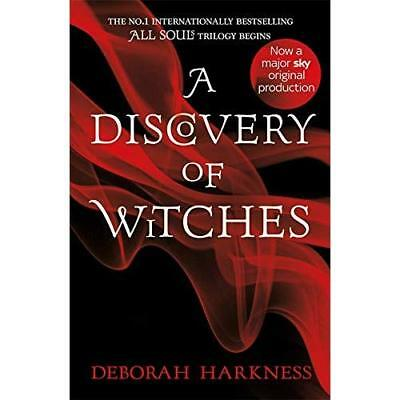 A Discovery of Witches - Paperback NEW Harkness, Debor 2011-09-29