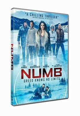 Numb (2015) [New DVD] Subtitled, Widescreen