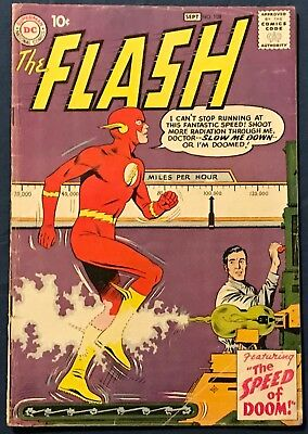The Flash #108 Sept 1959