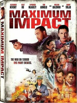 Maximum Impact [New DVD] Ac-3/Dolby Digital, Dolby, Dubbed, Subtitled, Widescr