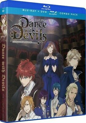 Dance With Devils: The Complete Series - Essentials [New Blu-ray] With DVD, 2