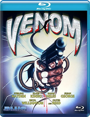 VENOM (1982)-VENOM (1982) Blu-Ray NEW