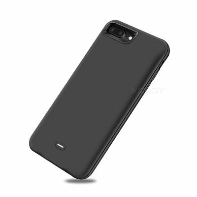 Rechargeable Battery Case Power Bank External Charger Cover For iPhone 7Plus 6P