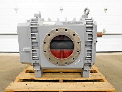 """MO-2483, DRESSER ROOTS 8x21 RCS-JV ROTARY LOBE BLOWER. 12"""" INLET. 10"""" DISCHARGE."""