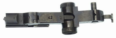"LS1568 German Luger P08 Toggle Assembly WW2: Mauser ""42"" Code"