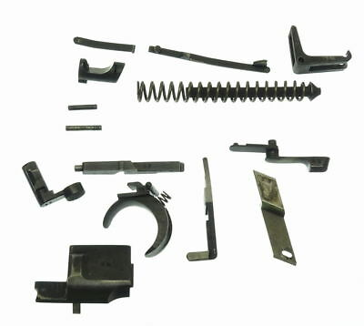 "LS1569  German Luger P08 Small Parts Assortment WW2: Mauser ""42"" Code"