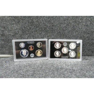 10 Piece United States Mint Coin Silver Proof Set 2017