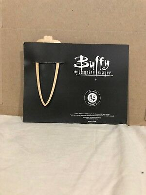Buffy the Vampire Slayer - Mr. Pointy Bookmark - Loot Crate Exclusive NEW