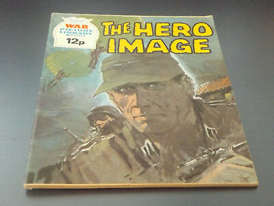 WAR PICTURE LIBRARY NO 1503!,dated 1978!,V GOOD for age,great 40!YEAR OLD issue.