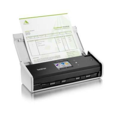 [S0201334]  -  Scanner Wi-Fi Fronte Retro Brother ADS1600WUN1 18 ppm Wifi