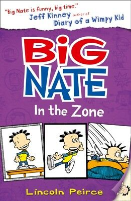 Big Nate in the Zone (Big Nate) (Paperback), Peirce, Lincoln, 978...