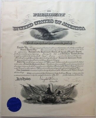 Calvin Coolidge 1927 Document Signed as President - Also Signed By Dwight Davis