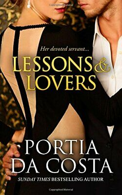 Lessons and Lovers by Da Costa, Portia Book The Cheap Fast Free Post