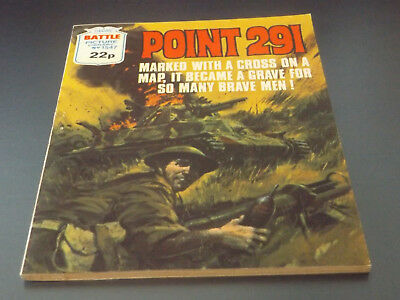 BATTLE PICTURE LIBRARY NO 1547,dated 1982!,SUPER FOR AGE,VERY RARE,36 yrs old.