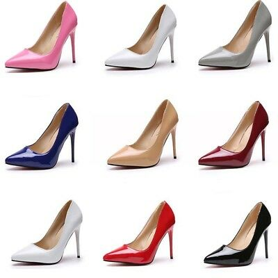 2e69f3294a1 RIVERBERRY WOMEN'S SADIE Round Toe T-Strap High Heel Pumps - $29.99 ...
