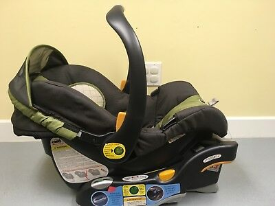 Chicco Keyfit 30 - Anthracite Infant Car Seat